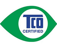 Logo label TCO